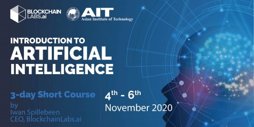 International Masterclass on Introduction to Artificial Intelligence